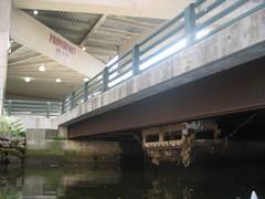 Box below overpass