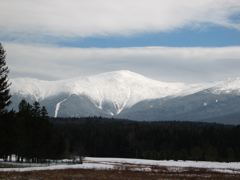 Mount Washington, from Bretton Woods, NH